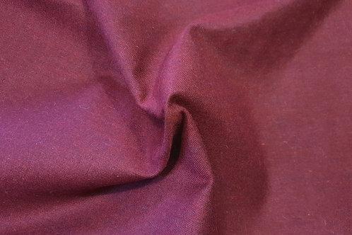 Wool twill- red/black