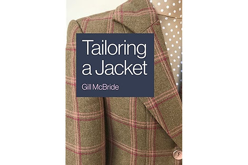Tailoring a jacket- Gill mcbride