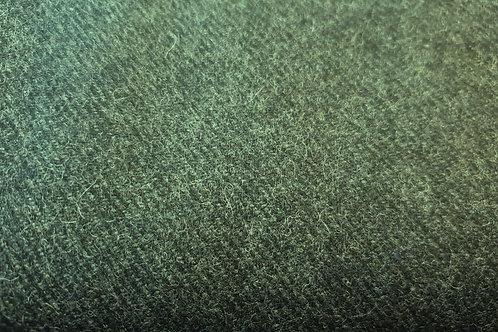 2m wool twill-green/black