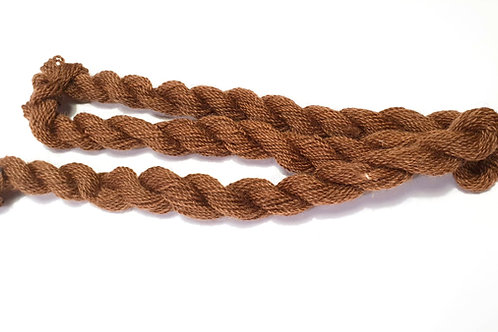 Strong wool embroidery thread- brown 82