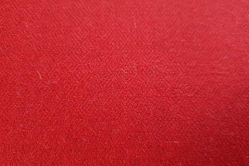 Diamond twill- red