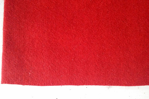 Recycled broadcloth-red