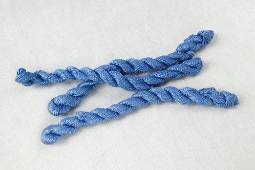 Silk embroidery thread-sky blue