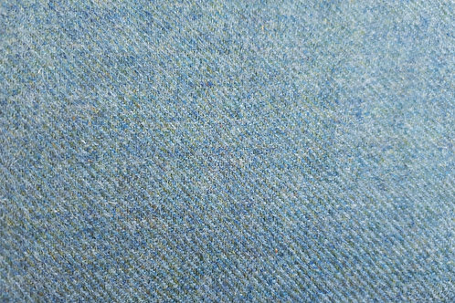 English wool twill-sky blue