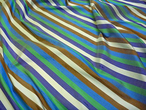 Stripe-blue green