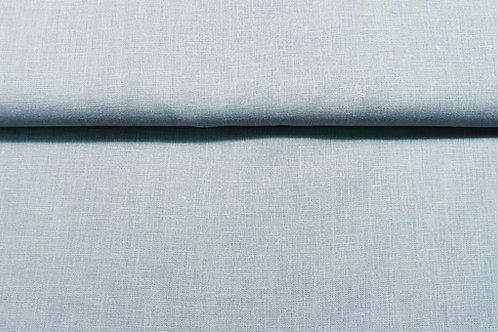 Medium prewashed linen 150g-baby blue