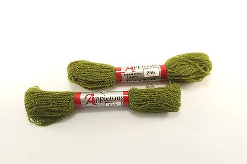 Appleton crewel-green 256
