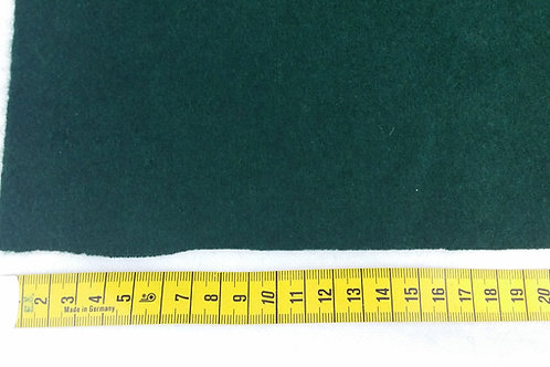 Recycled broadcloth-dark green