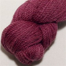 Strong wool embroidery thread-dark pink
