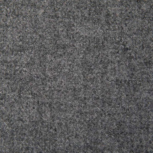 Herringbone wool fabric 100%-gray