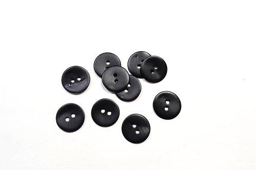 Matte pearl button 15mm