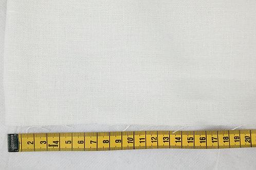 Medium prewashed linen 185g-white