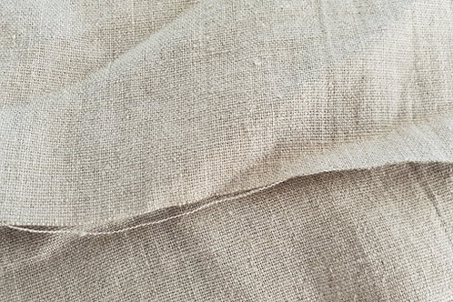 Medium prewashed linen 280g-natural