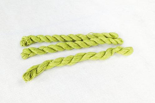 Silk embroidery thread-light green 2