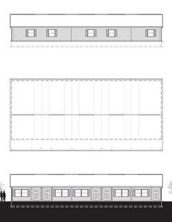 Westport Village New 1BR Plan and Elevations