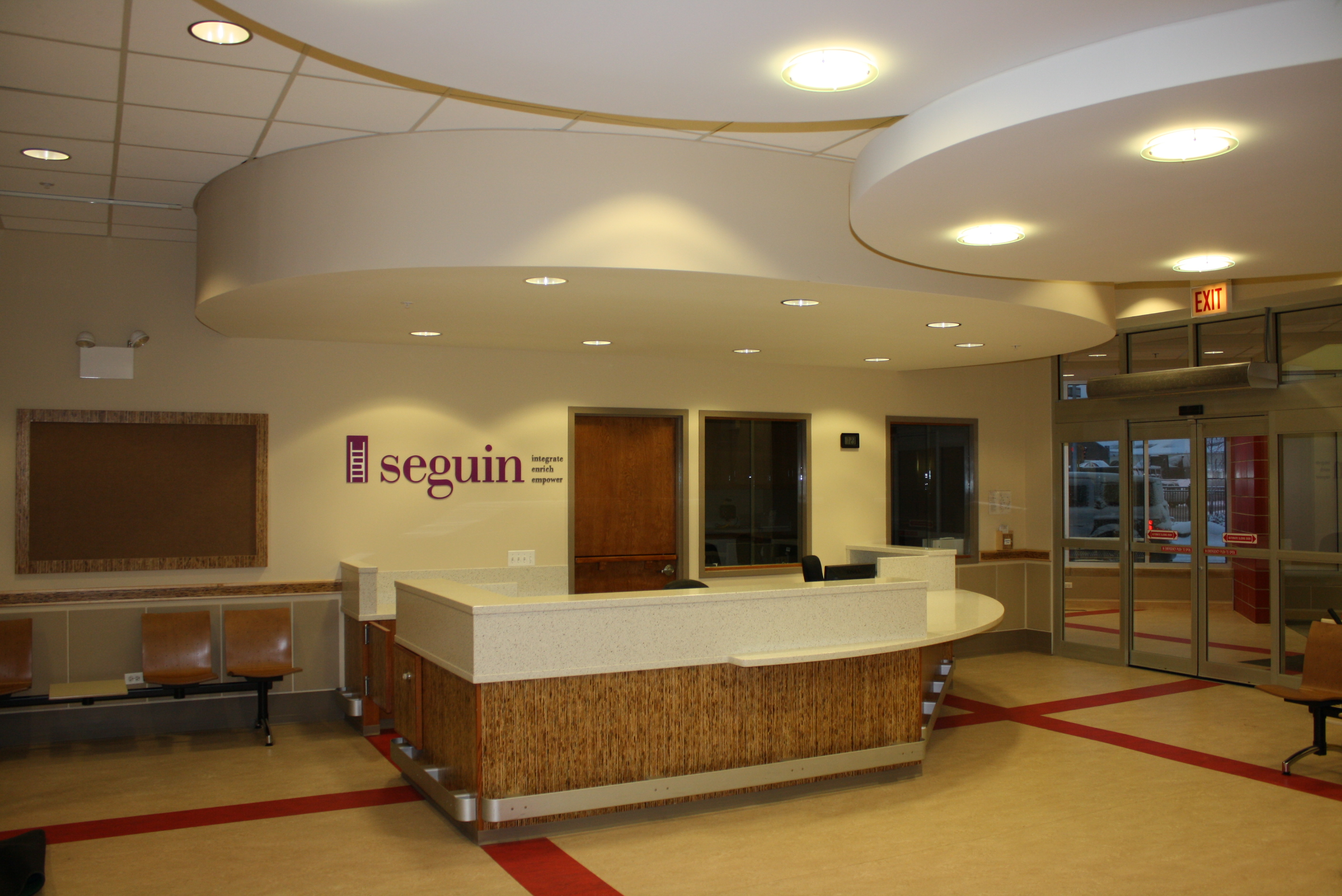 Seguin Services Carr Center