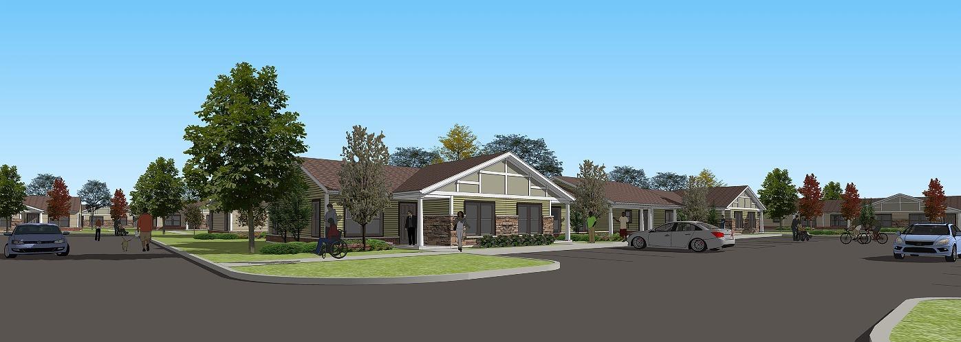 Lincoln Park Senior Villas