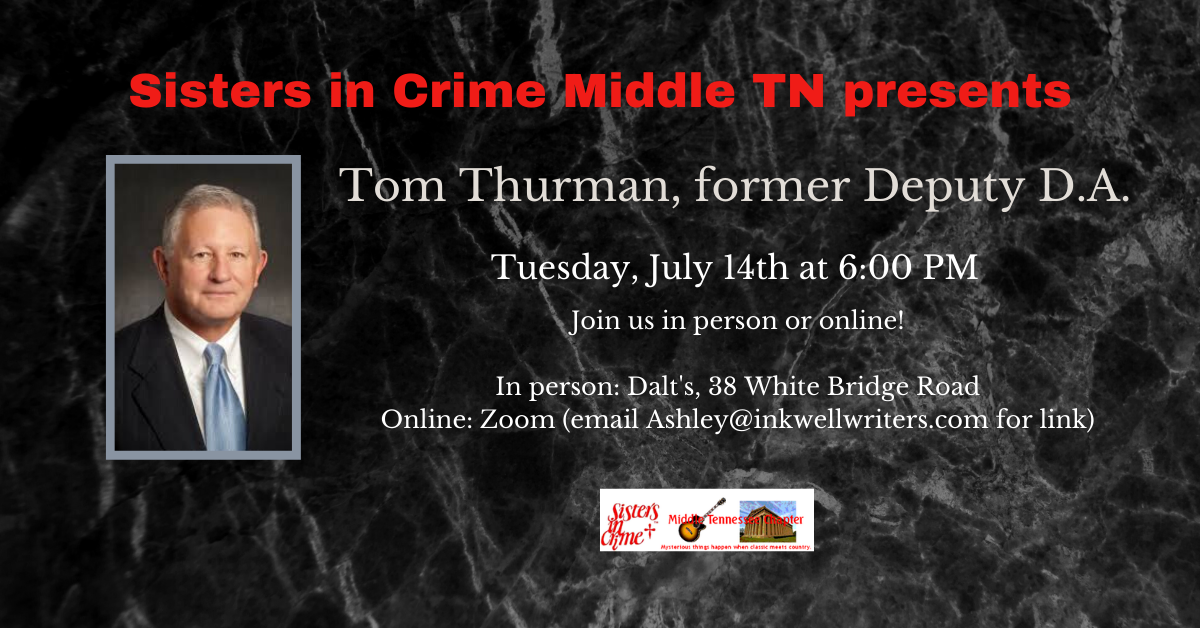 Tom Thurman, Former Deputy DA