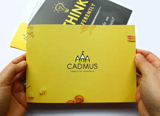 Brochure and Flyer Design For Cadmus Schools