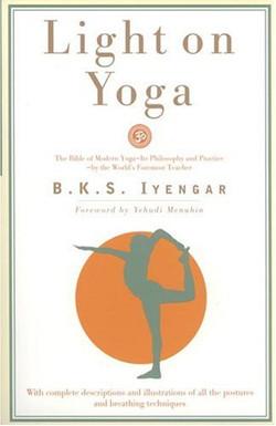 by B.K.S. Iyengar