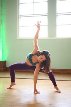 Britany Paradis Yoga I San Francisco