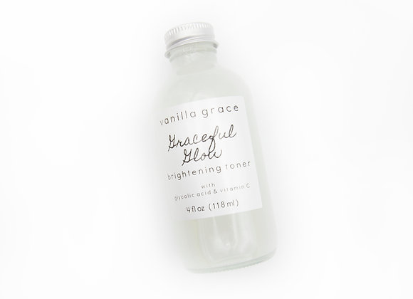 Graceful GLOW brightening toner