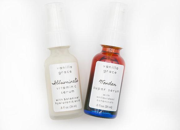 DYNAMIC serum set