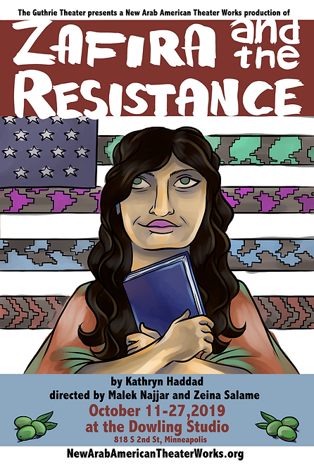 Zafira and the Resistance Poster.png