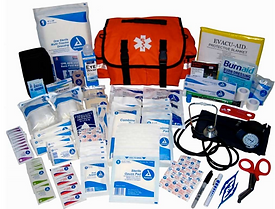 Emergency and First Aid Supply Pack