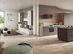 Livingroom CGI room-set
