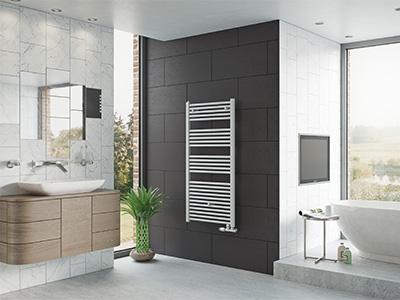 Bathroom CGI visualisation.
