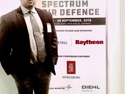 2019 Full Spectrum Air Defence Conference
