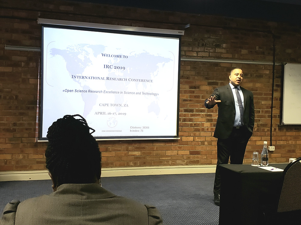 Scientific Conference Presentation