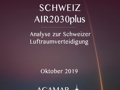 "Acamar's Signature Study: ""Air2030plus"""