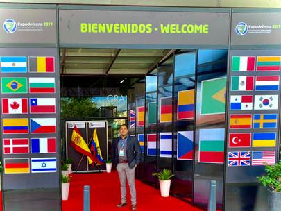 Expodefensa 2019 Conference & Trade Fair