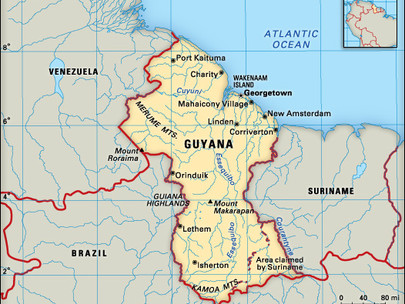 Guyana's Bright Future Is Under Threat