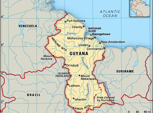 Guyana's Bright Future Is Under Threat