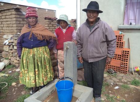 Paastokeräys 2019: Puhdas vesi tuo terveyttä ja edistystä bolivialaisiin vuoristokyliin