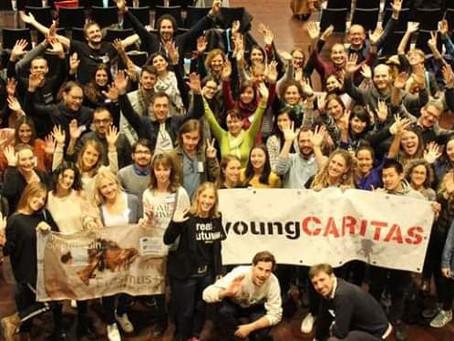 YoungCaritas konferenssi Wienissä 21.-23.11.2018