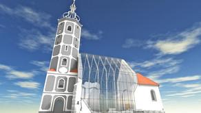 Obnova crkve sv. Martina uz pomoć ARCHICADA i BIMx-a