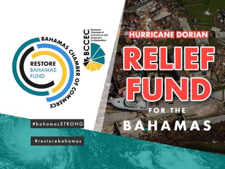 Hurricane Dorian Restoration Efforts - Go Fund Me Page