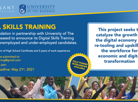 Apply Now: Avasant Foundation announces Digital Training Skills Training Program