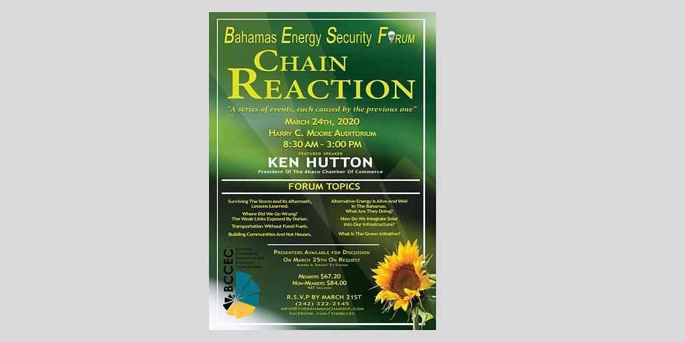 BCCEC Bahamas Energy Security Forum 2020