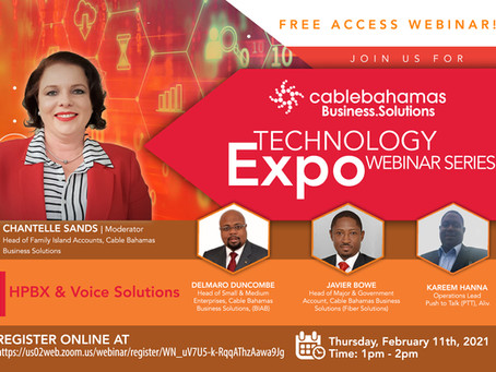 Event: Cable Bahamas Business Solutions Technology Expo