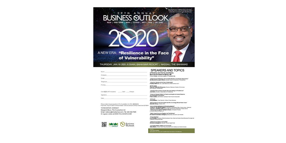 Business Outlook 2020- Hosted by the TCL Group