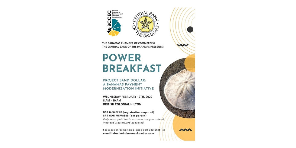 BCCEC Power Breakfast - Central Bank