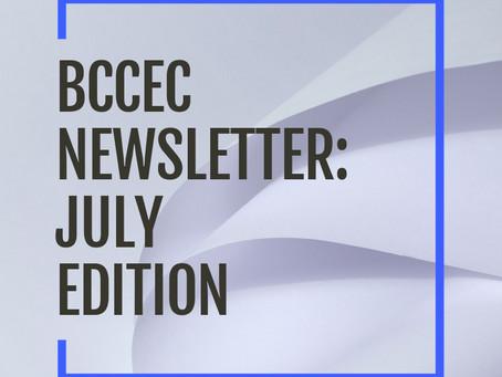 BCCEC Newsletter July 2021