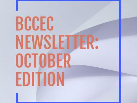 BCCEC Newsletter October 2021