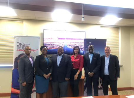 NEWS: Cable Bahamas Business Solutions lands 5 year deal with the BCCEC and SBDC
