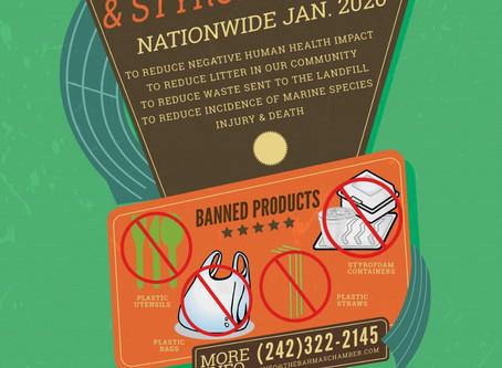 2020 Plastics Ban; 2019 Environmental Bill